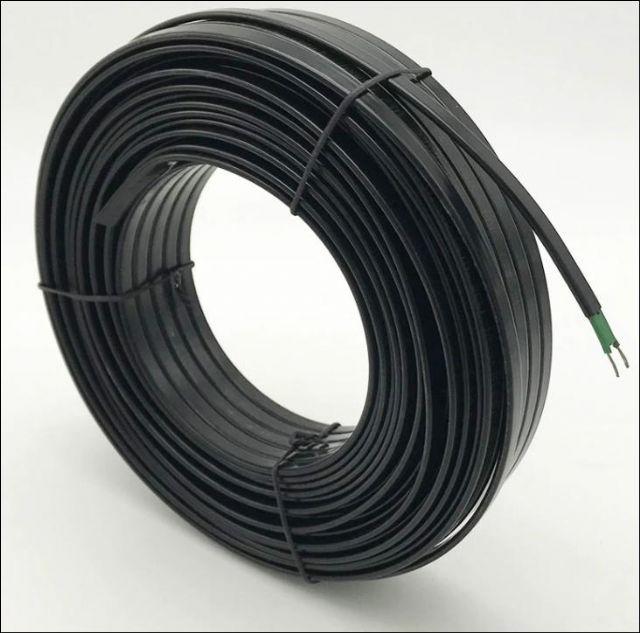 Topný kabel 24V 25W prodej po 1m