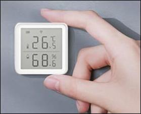 Výhodná sada WiFi snímaè teploty a vlhkosti a 32A jistiè