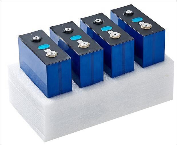 Lifepo4 320Ah 3,2V lithium železo fosfátová